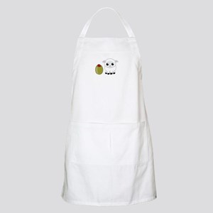 Olive Ewe Light Apron